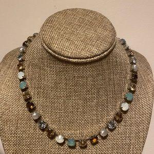 Retired Sabika Wine & Dine necklace